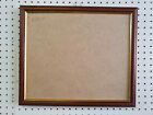 20mm WALNUT AND GOLD PHOTOGRAPH/PICTURE FRAMES - VARIOUS SIZES AVAILABLE