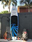 Jetocean Inflatable SUP Surfboard 10'6 Paddle Pump