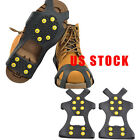 US STOCK 10 Studs For Anti Slip Shoes Boots Grips Ice Cleats Spikes Snow Gripper