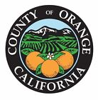Orange County California Sticker Decal R948