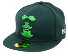 New Era 59Fifty Green Arrow Green Fitted Cap