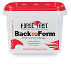 Horse First  Back To Form Supplement