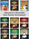 STEPHEN'S Gourmet Hot Cocoa Mix Flavor Choices Pick One