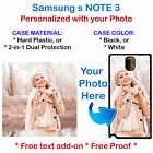 Samsung Galaxy NOTE 3 Custom Photo Picture Phone Case Cover