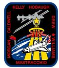 Nasa Endeavour Sticker M515 Space Program