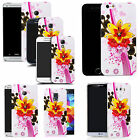 hard durable case cover for iphone & other mobile phones - yellow bouquet