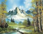 New The peacefully forest Art Print Poster p0182