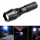 10000LM G700 Military Tactical XML T6 ED Flashlight Zoomable Focus 18650 Torch