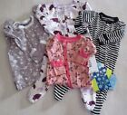 KICKEE PANTS PRINT FOOTIE - NEWBORN-4T - YOUR CHOICE