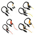 Genuine Pirelli P10SKY Sports Ear Clip Headphones- Great Sound - Style & Quality