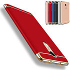 Shockproof Electroplate Hard Bumper Hybrid Case Cover For Xiaomi Redmi Note 4 3