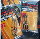 Trabucco Pro Surf mini travel rigs for surf fishing with swivel. Urfe rig style