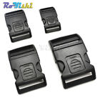 Plastic Self-locking & Arched Switch Buckle for Backpack Straps Camping Bags