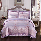 Cotton Double/Queen/King Size Bed Quilt/Duvet Cover/Sheet Sets Natural Quality