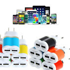 Wall Charger 5V 2.1A Charging EU/US Plug Adapter Travel Home Double USB