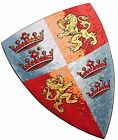 BestSaller 43.3 X 31.5 Cm Lionheart Shield (Multi-Colour)