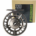 Sale Sage 3250 Series Fly Fishing Reel in Platinum