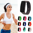 Fashion Men/Women Sport LED Waterproof Rubber Bracelet Digital Wrist Watch image