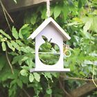 GLASS WINDOW BIRD FEEDER TABLE SEED PEAN...