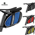 ROCKBROS Bicycle Bag Rainproof Saddle Bag Reflective Rear Seatpost Bike Bag