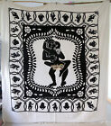 KAMASUTRA Sex TANTRA DECOR backdrop wall hanging Hippie gypsy Throw tapestry new