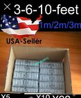 lot 3 /6 /10ft 8 Pin USB Charger Cord Cable for iPhone 6 5S 5 5C  6Plus/5s SE.7
