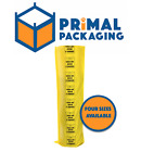 Protective Rug & Carpet Bag for Removals & Storage - FOUR SIZES AVAILABLE