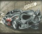 DEATH ROD CAR 666 MOTEL UL13 ALCHEMY GOTHIC SIGN METAL PLAQUE OTHERS LISTED 994