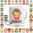Premium Quality Personalised Custom Photo Mug Gift Coffee Tea Cup | For Him Her