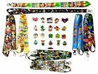 Toy Story Themed Starter Lanyard and 5 Disney Park Trading Pins ~ Brand NEW