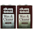 DuraSeal Wax and Cleaner - Waxed Wood Floors Cleaner - Co...