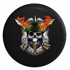 US Army Special Forces Crossed Arrows Sword Skull Jeep RV Spare Tire Cover