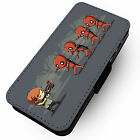 The Walking Dead-Pool-Printed Faux Leather Flip Phone Cover Case- Undead Hero #1