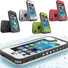 Waterproof Shockproof Dirt Proof Hard Case Cover For Apple iphone 5 5S iPhone 5C