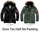 Southplay Mens Waterproof Ski-Snowboard Gore Tex  Suit Jacket,(UK-5 Size)