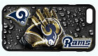 LOS ANGELES RAMS NFL PHONE CASE FOR iPHONE XS MAX XR X 8 7 6S 6 6 PLUS 5 5S 5C 4 $14.88 USD on eBay