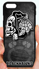 CHICAGO BLACKHAWKS NHL HOCKEY PHONE CASE FOR iPHONE XS MAX X 8 7 6S PLUS 5C 5 4