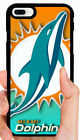 MIAMI DOLPHINS NFL PHONE CASE FOR iPHONE XS MAX XS XR 8 7 6S 6 6 PLUS 5 5S 5C 4S $15.88 USD on eBay
