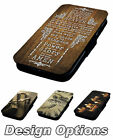 Christianity . Designs Printed Faux Leather Flip Phone Cover Case #1