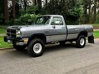 1993+Dodge+Ram+2500+Ram+W250+LE+Regular+Cab