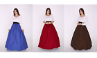 Civil War Victorian Renaissance Medieval Frontier Pioneer Dress Gown Costume