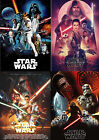 Star Wars Film Print Poster Picture For Frames Wall Home Interior High Ql A4