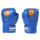 Children Cartoon Boxing Gloves Punching Bag Sparring Training Fight Age 3-12