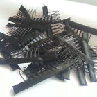 New10/20/30/50 pcs 7 Teeth Wig Combs Clips Wigs Accessories for Hair Extension X