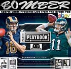 Minnesota Vikings 2016 Panini Playbook FULL Case 15X Index Card Auto Break Bonus