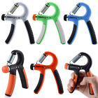 Hand Grip Strengthener Strength Trainer Adjustable Resistance 22-88 Lbs Gripper image