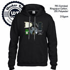 Stevie Ray Vaughan Hoodie Guitar Effects Pedals Design Hoody Premium Quality NEW