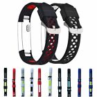 Sport Silicone Accessory Strap Wrist Band Bracelet For Fitbit Alta & HR Tracker
