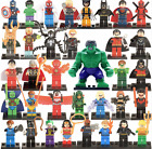 Mini Figures Building Blocks Marvel Avengers DC Superhero Star Wars fits Lego £2.49 GBP