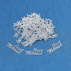 JUST MARRIED Gold Silver Wedding Confetti Table Decoration Scatter Sprinkles